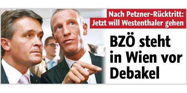 BZÖ droht jetzt ein Hauptstadt-Debakel