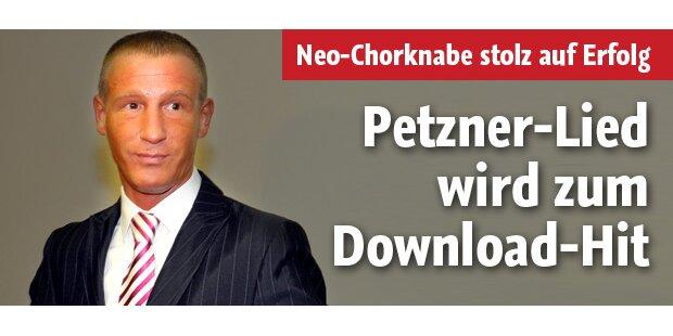 Petzner-Song wird Download-Hit
