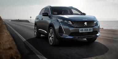 Facelift für den Peugeot 3008