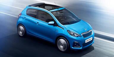 Peugeot bringt den 108 ENVY