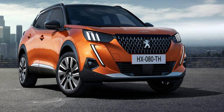 Alle Infos vom neuen Peugeot 2008