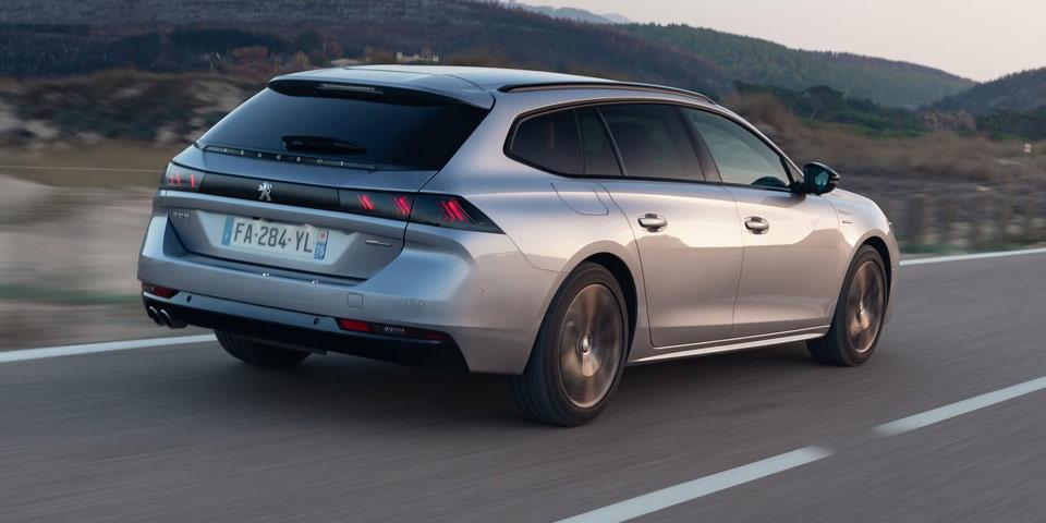 Neuer Peugeot 508 Jetzt Auch Als Kombi Preise Und Infos Vom 508 Sw