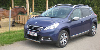 Peugeot 2008 1.2 VTi 82 im Test