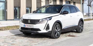 """Das kostet der """"neue"""" Peugeot 3008"""