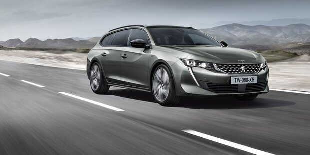 Peugeot greift mit neuem 508 SW an