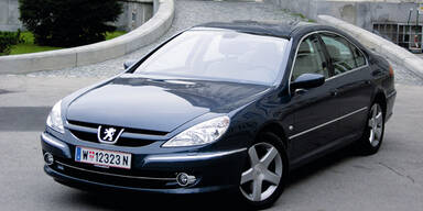Peugeot 607 1