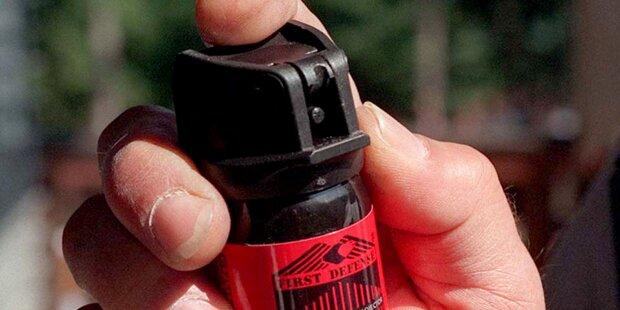 Pfefferspray in Lokal versprüht - Verdächtiger ausgeforscht