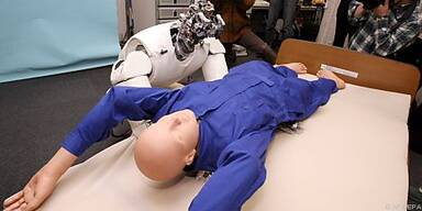 Pflege-Roboter sind noch nicht ausgereift
