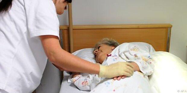 Patienten von Grazer Pflegern misshandelt?