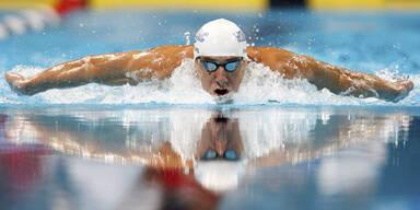 Phelps mit Weltjahresbestzeit