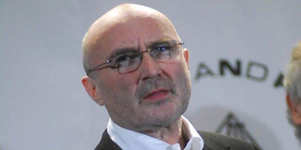 Reinhören: Phil Collins feiert Comeback
