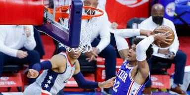 Mattis Thybulle (Philadelphia 76ers)