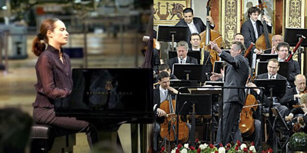 Premiere: Grimaud & Philharmoniker
