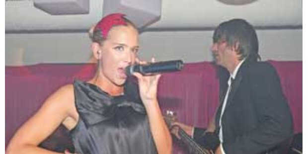 Ex-Starmaniac Vera Böhnisch präsentierte neue CD