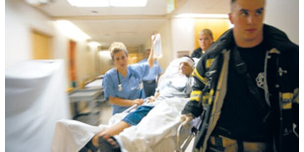 Italiener starb vor Krankenhaus