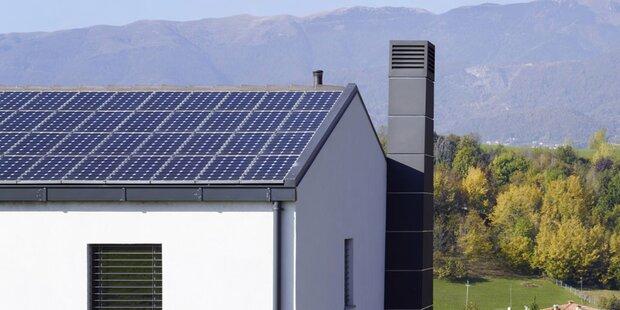 Ansturm auf Photovoltaik-Förderung