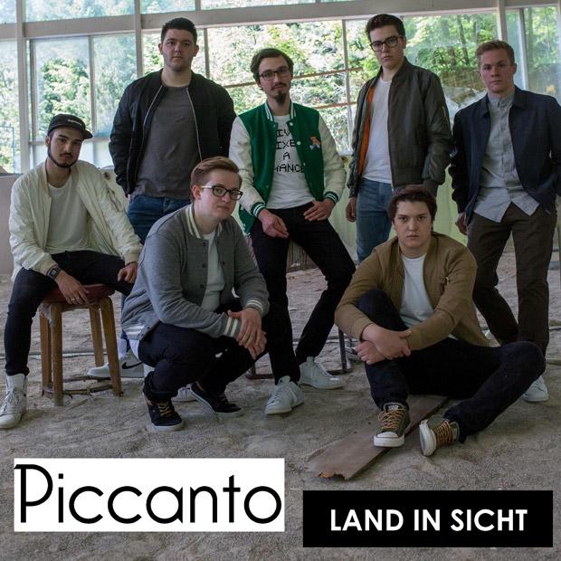 Piccanto Land in Sicht