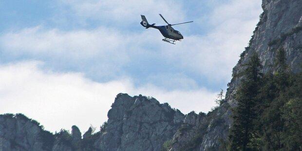 41-Jähriger stürzt in Nordwand ab