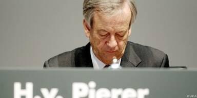 Siemens einigt sich überraschend mit Pierer