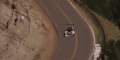 Pikes Peak: Sebastien Loeb knackt Rekord