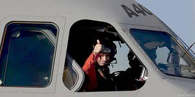 Piloten äußerten sich zunächst zufrieden