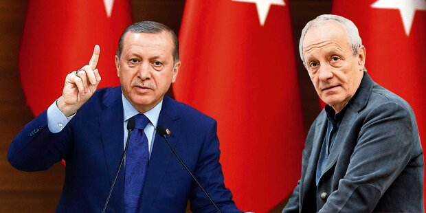 Erdogan-Wahlbetrug in Österreich