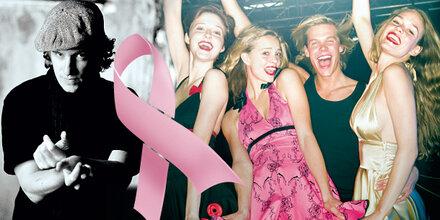 Fête Pink-Clubbing