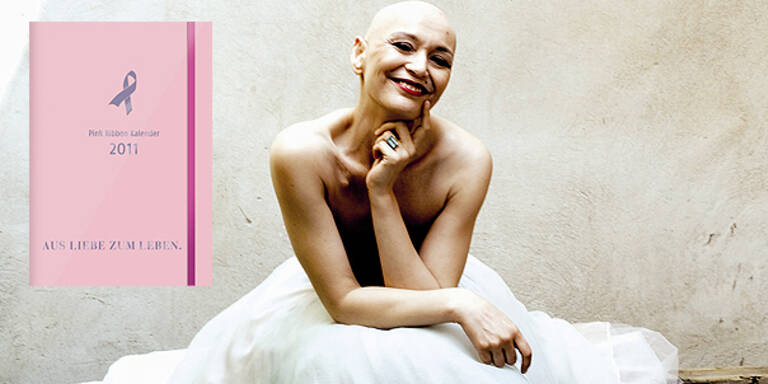 Pink Ribbon Kalender 2011 persönlicher Essay
