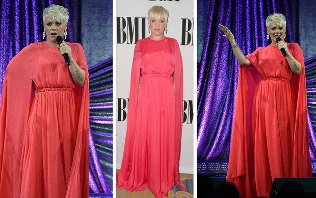 Pink, was ist mit deinem Style passiert?