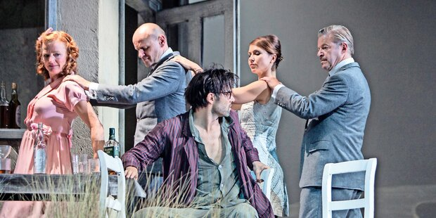 Salzburger Festspiele mit Pinter-Klassiker