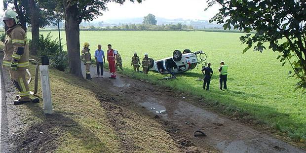Pinzgau Crash