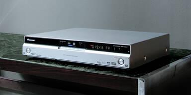 Pioneer DVR-545HX Lifestyle