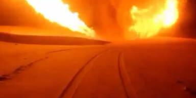 Ägypten: Anschlag auf Pipeline vor Neuwahlen