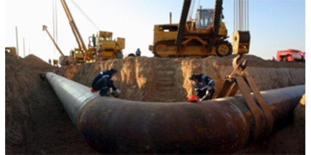 Nabucco-Pipeline soll gebaut werden