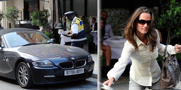 Pippas Strafe für ihren 50.000 Euro-Flitzer