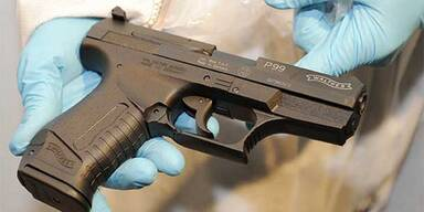 Horn: 52-Jähriger bedrohte Beamten mit Waffe