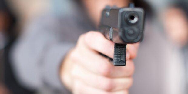 17-Jähriger schoss mit Pistole in Linz herum