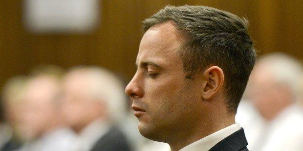 So irre reagierte Pistorius auf 2. Prozess