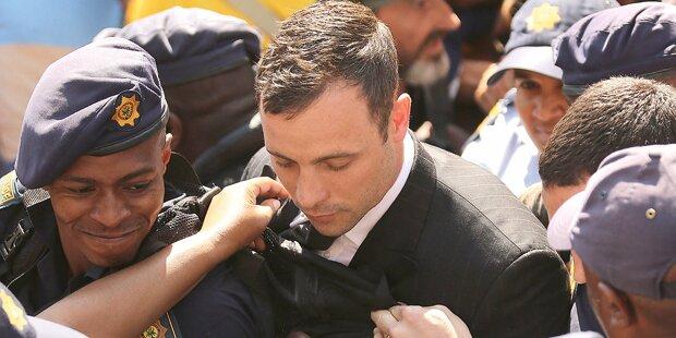 Pistorius drohen 15 Jahre Haft
