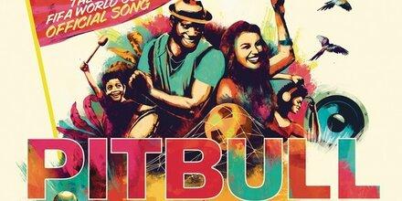 Mit Jennifer Lopez und Claudia Leitte präsentiert Pitbull den offiziellen Song.