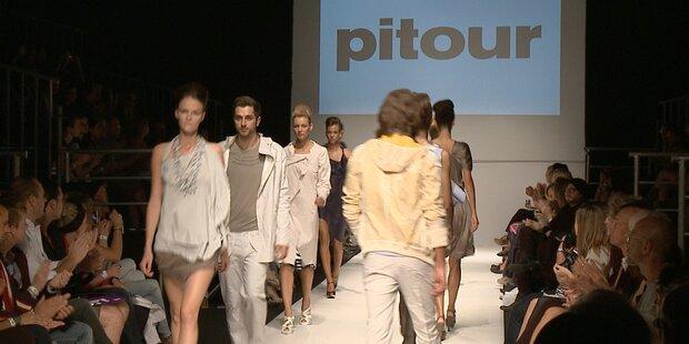 Vienna Fashion Week: Die Show von Pitour