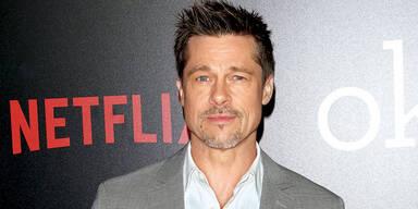 Brad Pitt spricht über sein Alkoholproblem