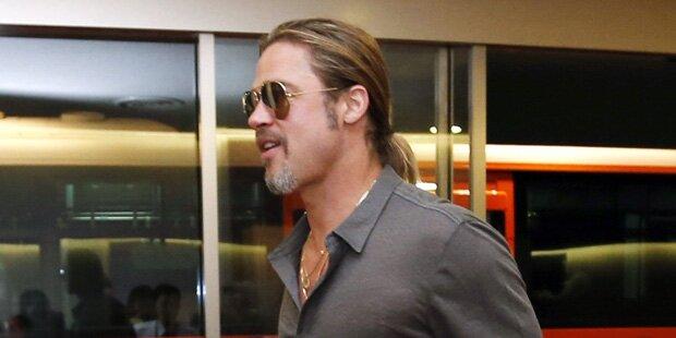 Nach Scheidung: Jetzt spricht Brad Pitt