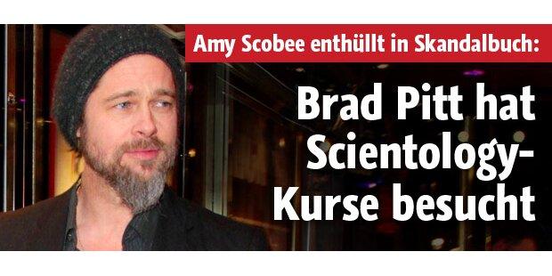 Brad Pitt besuchte Scientology-Kurse