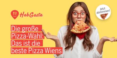 Die große HabGusta Pizza Wahl
