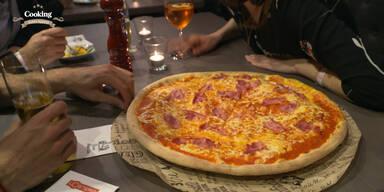 L'Osteria: Original Italienische Pizza