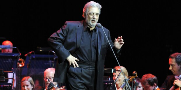 Placido Domingo erhält Wolf-Preis