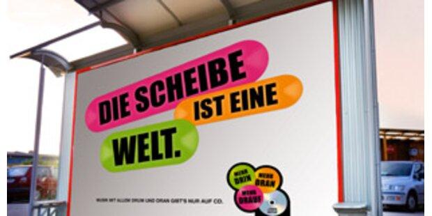 Image-Kampagne für CD soll Musikverkauf ankurbeln