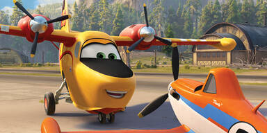 """Planes 2"" fliegen ins Kino"
