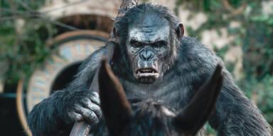 """""""Planet der Affen"""": Die Revolution startet"""